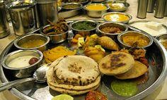 Food Thali - Mumbai Courtsey: Mumbai Chatore