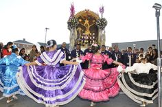 National Dance of Peru -