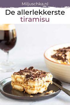 Beignets, Pie Cake, Food Inspiration, Tiramisu Recept, Bakery, Deserts, Good Food, Food And Drink, Favorite Recipes