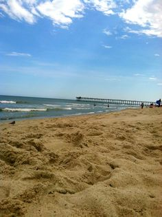 I cant wait for my 4 day vacation next month to Kure Beach! I just wanna go already!