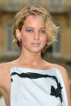 Victoria's Secret Sexiest Women of 2014 - sexiest short hair, dont care : JLaw