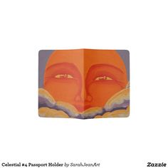 Celestial #4 Passport Holder