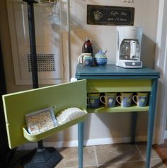 Newest Free of Charge sewing table repurpose Thoughts Super Sewing Machine Cabinet Diy Awesome 61 Ideas Furniture Diy, Sewing Cabinet, Sewing Cabinet Makeover, Furniture Makeover Diy, Upcycle Repurpose, Diy Furniture, Diy Cabinets, Repurposed Furniture, Sewing Table Repurpose