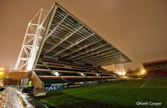 Leicester Tigers, Caterpillar stand Leicester Tigers, Caterpillar, Rugby, Country, Building, Places, Sports, Hs Sports, Rural Area