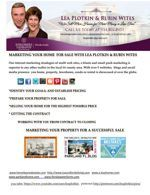 FlipSnack | Marketing your Home for sale  With Lea Plotkin 2015 by lea plotkin
