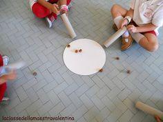La classe della maestra Valentina: settembre 2011