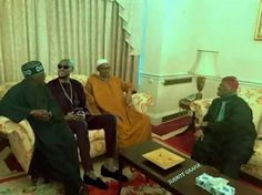 2face finally meets President Buhari in UK to apologize for his actions