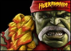This is number 4 in my Confused with Avengers series. This is a mesh of Hulk from Avengers and Hulk Hogan the wrestler Tony Stark - Game of thrones [lin. Avengers Series, Wwe World, Hulk Hogan, Bruce Banner, Incredible Hulk, Professional Wrestling, Animated Cartoons, Wwe Superstars, Best Memories