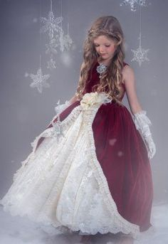 Couture Royal Soiree Holiday Gown