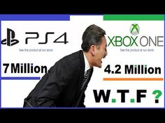 PS4 FTW! Sells 7 Million. Xbox One Gets Treated like a Wii U. Massive Pl...