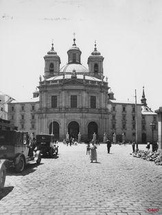 Real Basílica de San Francisco el Grande. Colección General de Arquitectura. (ACCHS-CSIC).