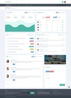 Metronic - Responsive Admin Dashboard Template • Download ➝…