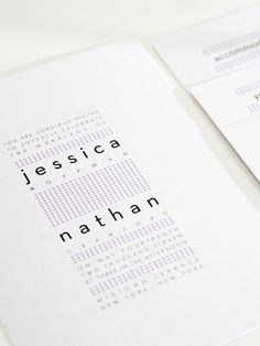 20 (New for 2011!) Invitation Ideas You'll Love - Wedding Invitations - Wedding Stationery