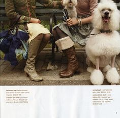 Anthropologie catalog page by Jean Arf, via Flickr