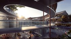 Gallery of Aedas Wins Competition for Mountaintop Resort in Southern China - 5