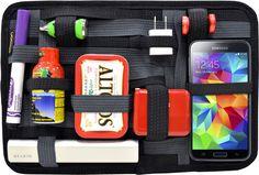 "12"" GRID-IT® Accessory Organizer  with Storage Pocket"