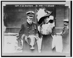 Museum sheds light on 'Unsinkable' Molly Brown