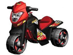 Moto Elétrica Infantil Ban 2 Marchas 6 Volts - Bandeirante com as melhores condições você encontra no Magazine Megaofertaprime. Confira!