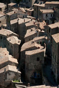 Amazing Places - Sorano, Italy Grosetto tuscany
