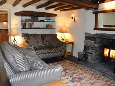 A Stone's Throw Cottage, Ambleside Stones Throw, Couch, Cottages, Bed, Furniture, Holiday, Home Decor, Settee, Cabins