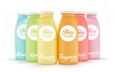 beautiful juice packaging