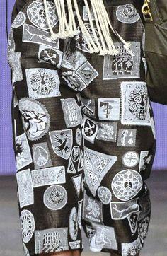 patternprints journal it: STAMPE, PATTERNS E DETTAGLI DALLA RECENTE LONDON FASHION WEEK (MODA UOMO PRIMAVERA/ESTATE 2015) / MAN-Liam Hodges