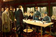 """todayinhistory: """" November armistice On this day in Germany signed an armistice agreement with the Allied powers, thus formally ending combat in the First World War; Messerschmitt Me 262, Remembrance Day Facts, World War One, First World, Luftwaffe, History Of Germany, Ww1 Art, Treaty Of Versailles, On This Date"""