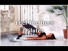 16 min Feel The Burn Pilates | Week 3 | Pilates and Wellness Challenge | Lottie...