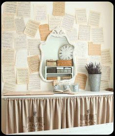 DIY concept | book lovers theme | engagement | vintage book pages backdrop