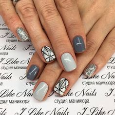 From general topics to more of what you would expect to find here, nail-art-stickers. Glam Nails, Fancy Nails, Love Nails, Beauty Nails, How To Do Nails, My Nails, Fabulous Nails, Gorgeous Nails, Pretty Nails