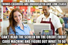 Scumbag Customer