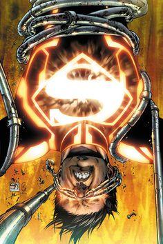 Superboy by Shane Davis, Jonathan Glapion,  Barabara Clardo