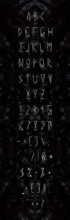 Tattoo Fonts Letters Alphabet Behance New Ideas - tattoo . - Tattoo Fonts Letters Alphabet Behance New Ideas – tattoo - Calligraphy Fonts, Typography Fonts, Typography Served, Tattoo Typography, Creative Typography, Creative Fonts, Handwritten Fonts, Vintage Typography, Creative Writing
