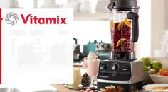 Vitamix — Professional Blenders, Juicers & Recipes —