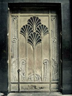 Old Door in Brazil