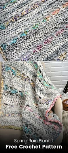 40 Best Free Crochet Afghan Patterns Images On Pinterest In 40 Awesome Afghan Patterns