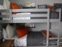 Big Boy Room - Holly Mathis Interiors
