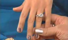 Tamera Mowry Engagement Ring