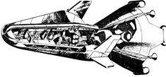 LUNEX: An Advanced Space Program By USAF Proposed In 1960s -  [Click on Image Or Source on Top to See Full News]