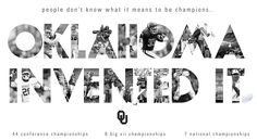 Oklahoma Recruiting Projects