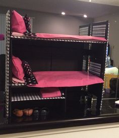 415 Best Doll Beds Images American Girl Crafts American Girl