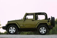 Jeep Wrangler 2.8 CRD High Sport. Bring. The. Diesel.