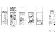 New York City Townhouse - Tod Williams Billie Tsien Architects