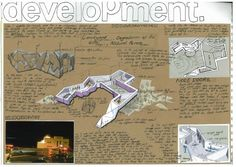 ncea level 3 graphics ideation - Google Search