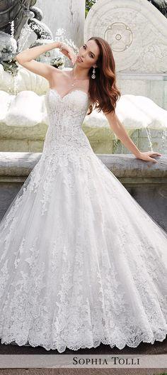 5ab2810c9234 Allure Bridal gown Style 8769. CC's Boutique. | Allure Bridal- CC's Tampa |  Pinterest | Allure bridal, Bridal gown styles and Bridal gowns
