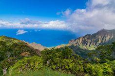 View of the Nāpali Coast from Pihea Trail - Koke'e State Park Kauai HI. [OC] 6000x4000
