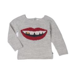 GOLD TOOTH SWEATER