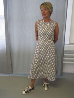 kostenloses Schnittmuster Sommerkleid