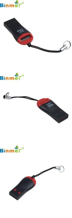 [Visit to Buy] J25 Mecall Tech New High Speed USB 2.0 Mini Micro SD T-Flash TF M2 Memory Card Reader Free Shipping #6370 #Advertisement