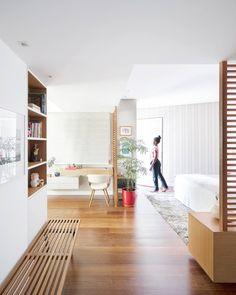 home interior in bahia, brazil